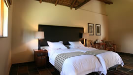 Accommodation at Mongena Lodge